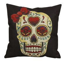 Unbranded Cotton Blend Art Decorative Cushions