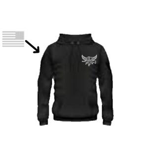 SWAT ERT SRT Hoodie Customizable