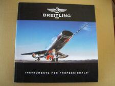 Manuales y guías de relojería Breitling