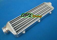 """Delta Fin Design Aluminum Intercooler 450x180x50 mm 2.2"""" / 55mm Inlet /outlet"""