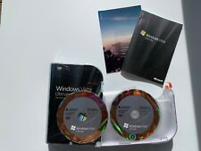 Microsoft Windows Vista Ultimate 32 and 64 Bit Full Retail Version 66R-022