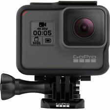 GoPro Hero 6 Black Camera Plus Lots Of Extras-As New-Mint Condition