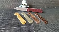Chris Reeves Small Sebenza Micarta Frag Scale Options Here (Knife NOT INCLUDED)