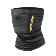 RockBros Outdoor Sports Ice Silk Scarf Antisweat Headband Neck Warmer Black Gray
