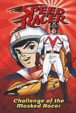 Speed Racer:  Challenge of the Masked Racer #2 by Chase Wheeler 2008 Hardcover