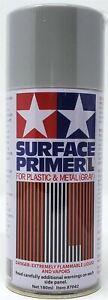 Tamiya Spray  87042 Surface Primer L Gray