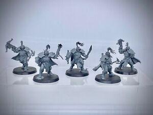 Warhammer AoS - Vanguard Hunters x 5, assembled