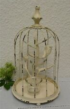 Deko-Kerzenständer & -Teelichthalter im Landhaus-Stil aus Metall für Teelicht