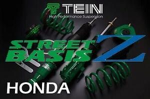 Tein Street Basis Z - Fits Honda Civic EP3