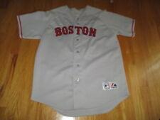 Majestic JOSH BECKETT No. 19 BOSTON RED SOX (LG) Jersey