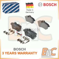 BOSCH FRONT DISC BRAKE PAD SET MERCEDES-BENZ B-CLASS W245 A-CLASS W169 OEM