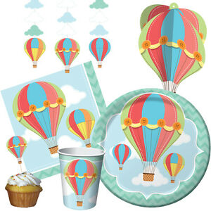 UP, up, & AWAY Birthday Baby Shower Party Range{Creative}Tableware & Decorations