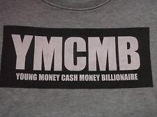 pull sweat YMCMB  gris taille L en  bon état