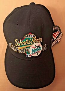 Florida Marlins 1997 World Series Champions Clubhouse Cap NWT