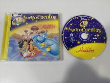 ALADDIN + PRINCIPE CD DI ALI AUDIO RACCONTI WALT DISNEY 2006