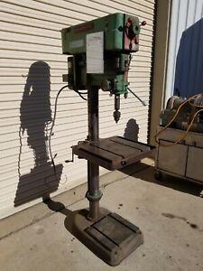 "Powermatic 20"" Variable Speed Drill press"