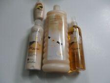 Avon Naturals Vanilla Set  Bubble Bath, Body Lotion & Body Spray New