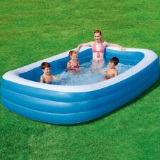 Bestway Kinder Pool Swimmingpool Schwimmbecken Planschbecken Familienpool 305cm
