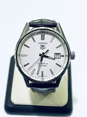 Tag Heuer WAR211B-4 Carrera Calibre 5 Automatic Watch