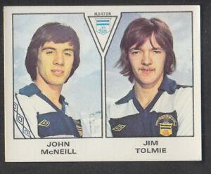 Panini - Football 80 - # 563 McNeil / Tolmie - Morton