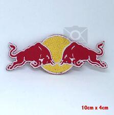 Red Bull Energy Drink Logo Zum Aufbügeln Aufnäher Gestickte Abzeichen