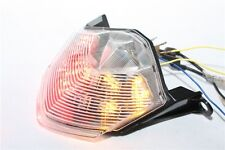 Led Tail Light Brake Turn Signal For Kawasaki Z750/ZX-10R/ZX1000/ZX-6R/ZX600 Cle