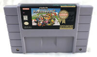 Super Mario Kart Players Choice Cart Only (Super Nintendo, 1996) Cleaned Tested