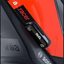 R&G hintere Fußrastenabdeckung Aprilia RSV 4 / Tuono V4 Rear Footrest plate