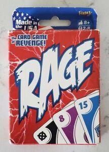 Rage The Card Game Of Revenge Fundex Sealed Card Packs