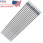 """12pc30"""" Fiberglass Shaft Arrows Hunting SP500 Fit Compound Sporting Archery Bow"""