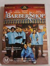 Barbershop dvd Ice cube region 4