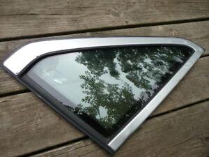 Volvo 850R 850 Sedan 1/4 Quarter Glass Right RH Passenger Side Window Rear E11