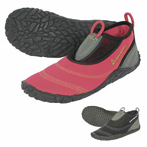 Aqua Sphere BEACHWALKER XP Neoprene Aqua Shoes Mens Ladies Beach Pool Aquatic