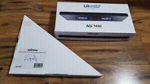 Aqamai LRM LED Reef Light 100w WiFi+Brackets By Hydor NOT Kessil AI Hydra Radion