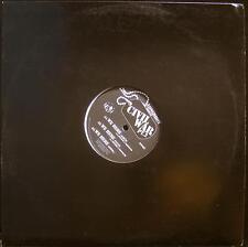 "LONGSHOT civil war pt. 2 12""  Mint- EVP022 Vinyl 2005 Record"
