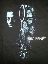 Eric Benet T Shirt vintage rare Xl face a day in the life benét