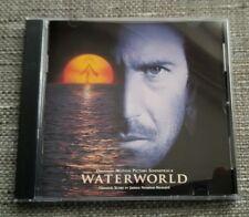 WATERWORLD CD SOUNDTRACK - JAMES NEWTON HOWARD - KEVIN COSTNER FILM