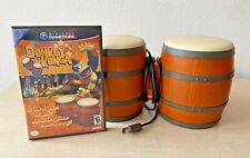 Donkey Konga - DK Bongos included - Original Box - Nintendo GameCube