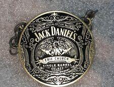 Jack Daniel Eric Church medallion