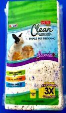 Kaytee Clean Comfort Cozy Small Pet Bedding Lavender Rabbit Hamster 24.6L New