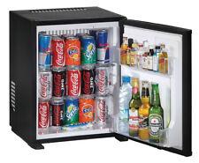 Häfele Minibar Kühlschrank schwarz Getränkekühlschrank Hotel 30 Liter A+ lautlos