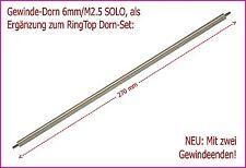 Je 4x: 1,6-2,4-3,2 x 250 mm 3 Zwischengrössen Dorn-Set