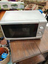 Silver Microwave 700w
