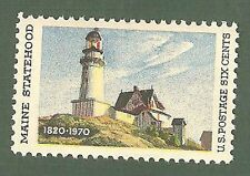 1391 Maine Statehood US Single Mint/nh (Free shipping offer)