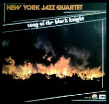NEW YORK JAZZ QUARTET - Song Of The Black Knight - SPAIN LP CFE / MPS / 1982