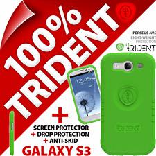 NUOVO Trident Perseus AMS Custodia protettiva per Samsung i9300 Galaxy S3 + Screen Pro