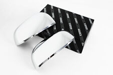 Chrome Side Mirror Full Cover without LED For 10-14 Chevy Holden Spark Matiz