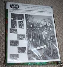 Little Folk Visuals Felt Learning Wonders Rain Forest Educational Teacher