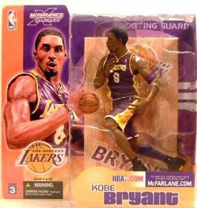 McFarlane Sports Series 3 NBA Basketball 9 Figure Set of 9 New  2003 OOP