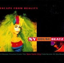 NY House Beatz (14 tracks, 2001) Underground Alternative, Catastrophic, P.. [CD]